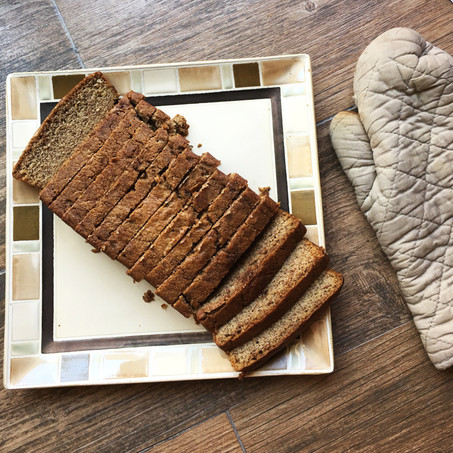 Famous Coffee Pound Cake (Keto and Paleo)