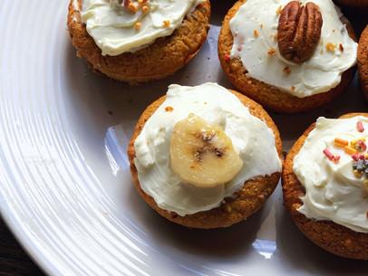 Banana Bread Cosmic Blondies (Keto & Gluten Free)