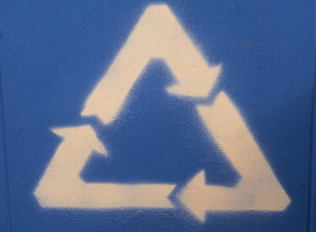 Recycling Van Dyke Lidding