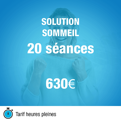 Solution sommeil