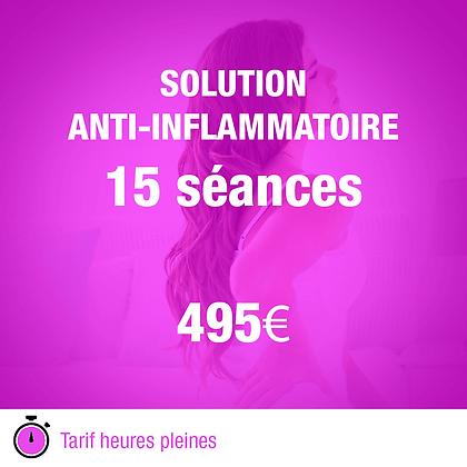 Solution anti-inflammatoire