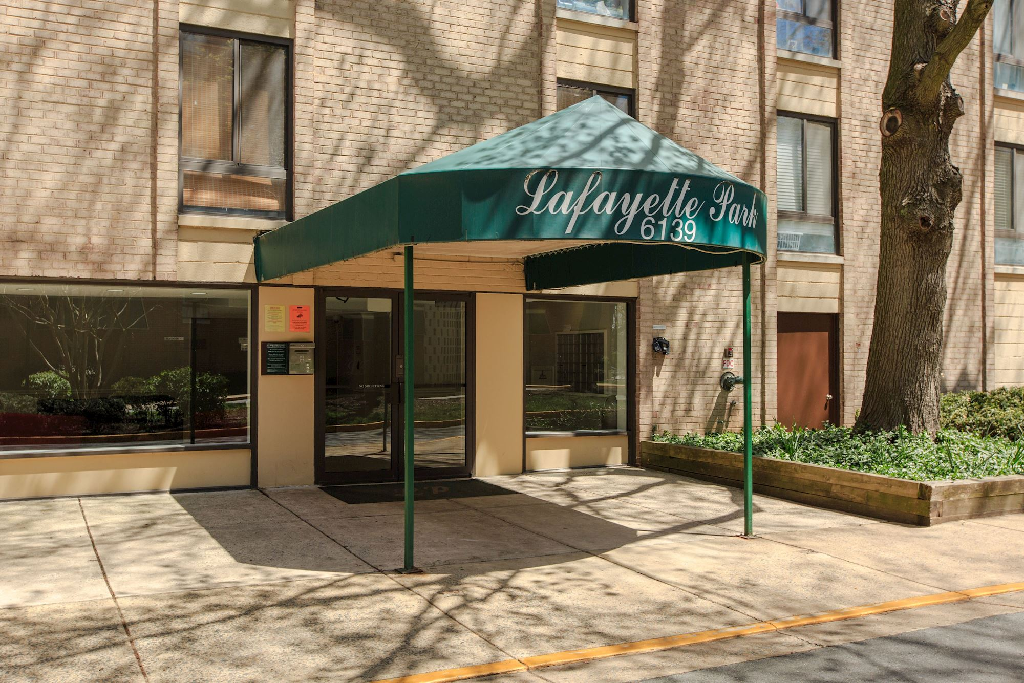 Main Entrance Image