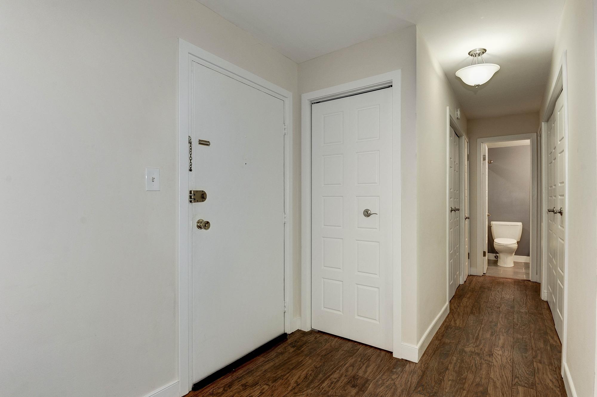 Entryway with WoodFloors