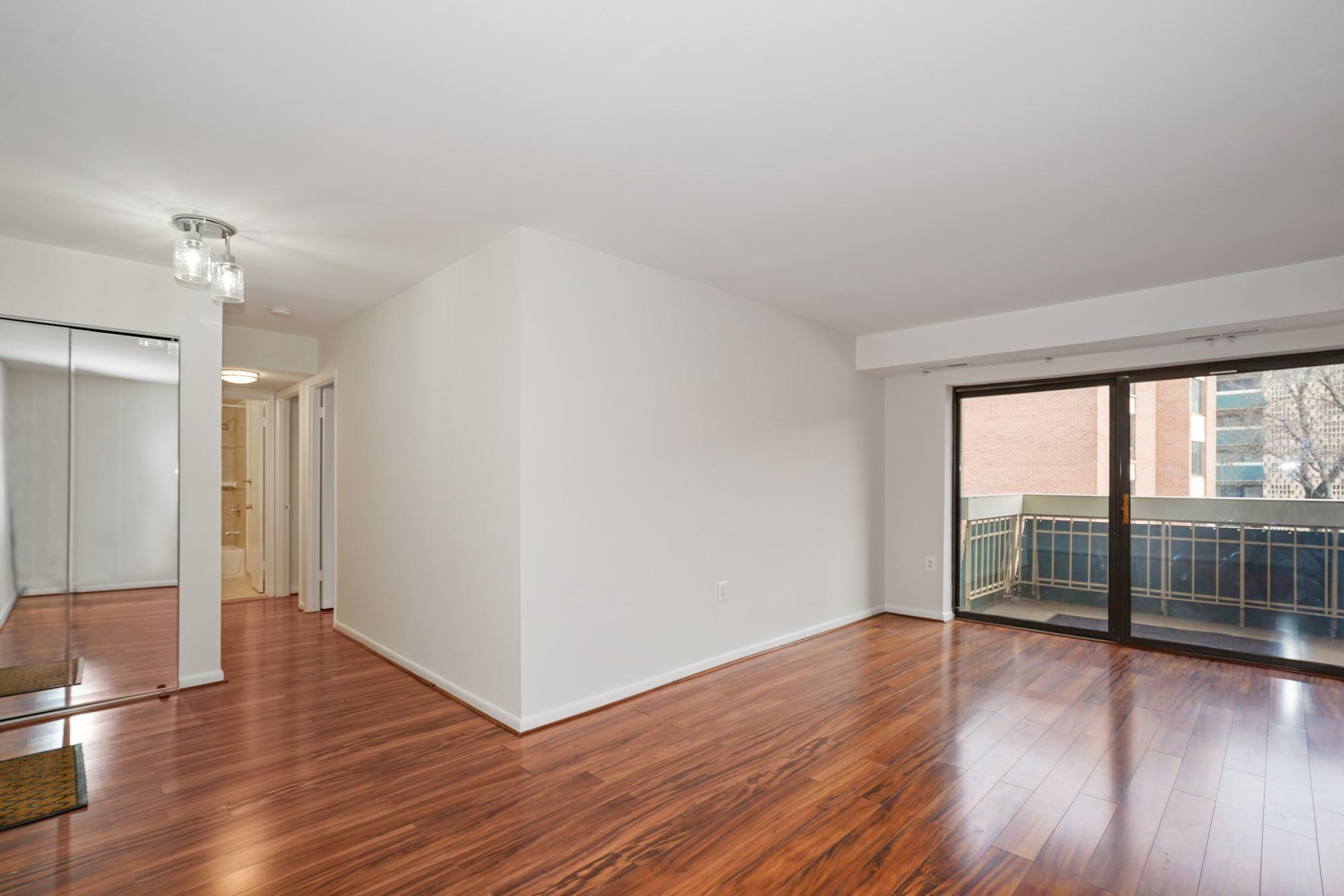 Bright and Open Floorplan