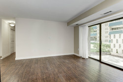 Living Room - with Wood Floors