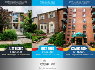 Just Listed | Just Sold | Coming Soon