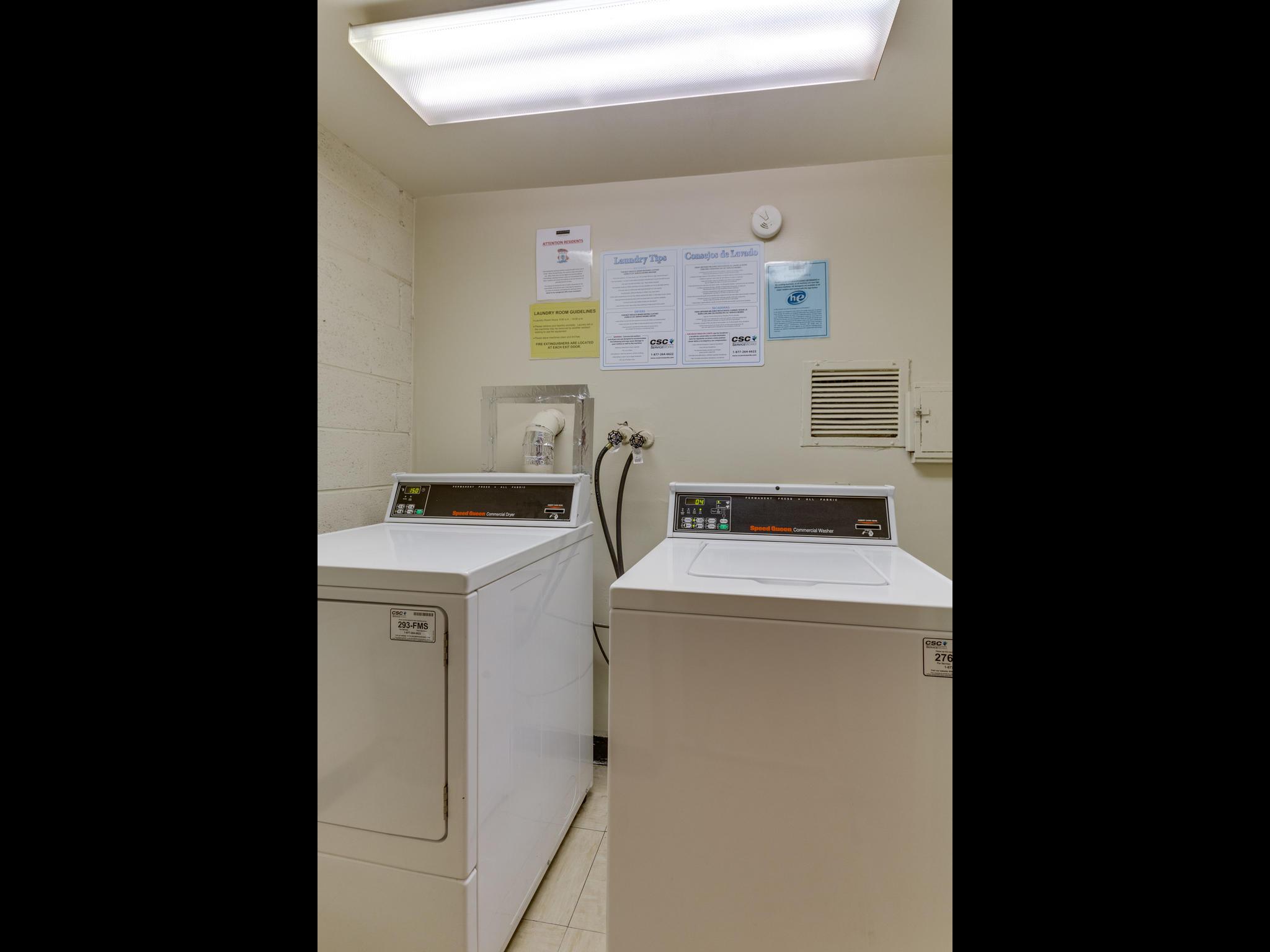 Comunity Laundry 2