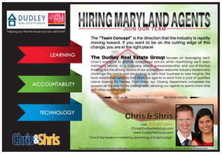 Hiring Maryland Agents!