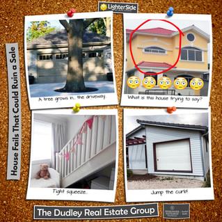 House Fails That Could Ruin a Sale
