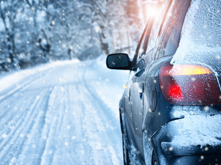 Winter Car Checklist