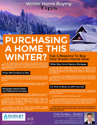 Winter Home Buying Tips