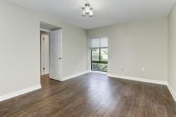 Master Bedroom - with Wood Floors