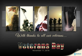 Honoring all who served...