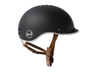 Thousand, un casco retro para la bici a prueba de ladrones