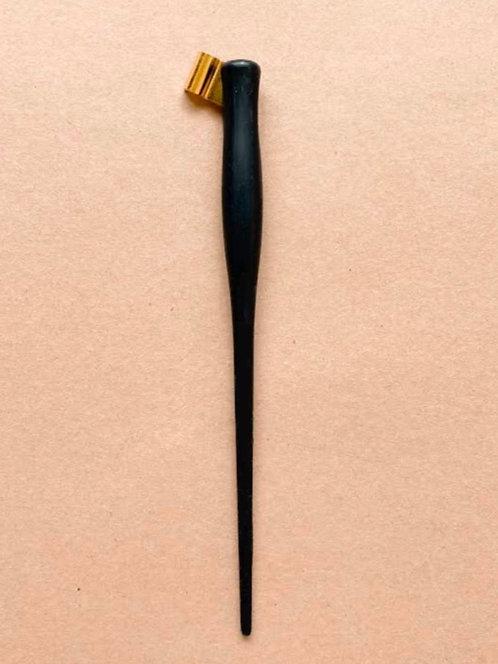 Oblique Nib Holder & Metal Flange