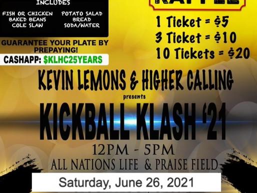 Kickball Klash '21