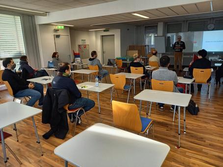 Workshop Digitalisierung im DAZ Unterricht am 21.11.2020