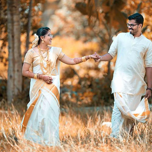 Lekshmy-Wedding
