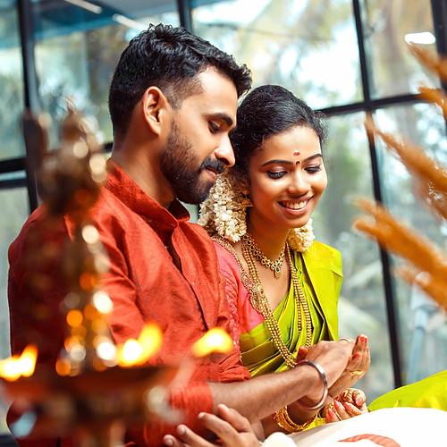 Vishnu-Rajasree-Wedding