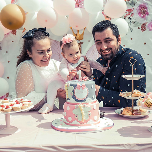 Michele Birthday Photoshoot