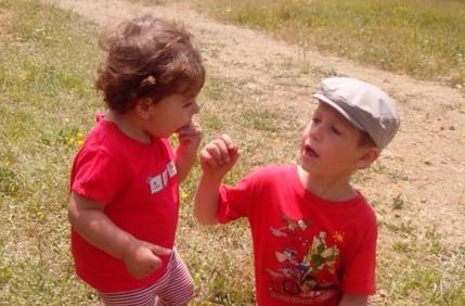 Dos hijos de socios de Almazaras de la Subbética