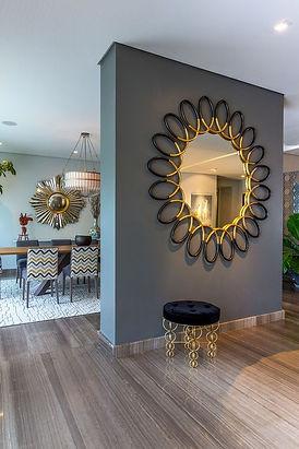 Interior luxury mirror