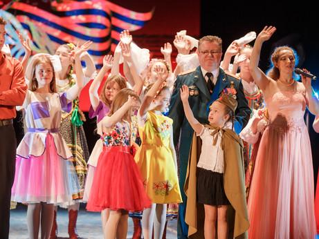 Названы победители V Областного фестиваля патриотической песни «Звезда Победы» 2019