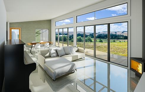 Interior 3D Renering - Waurn Ponds