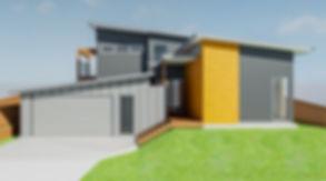 Exterior 3D Renering - Fyansford