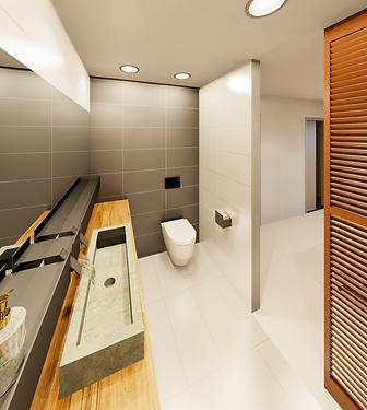 Interior 3D Renering - Lorne