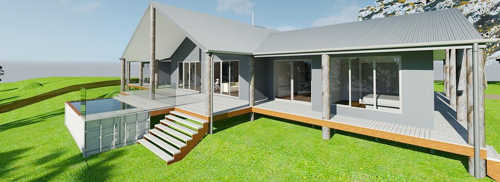 Exterior 3D Renering - Winchelsea