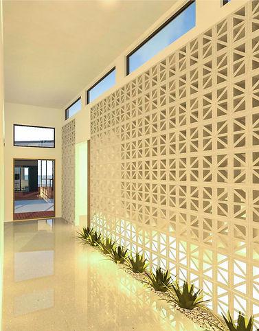 Interior 3D Renering - Barwon Heads