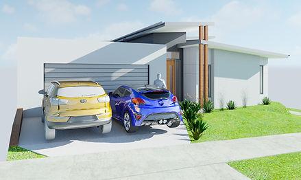 Exterior 3D Renering - Charlemont