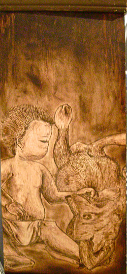 Wolf + Child