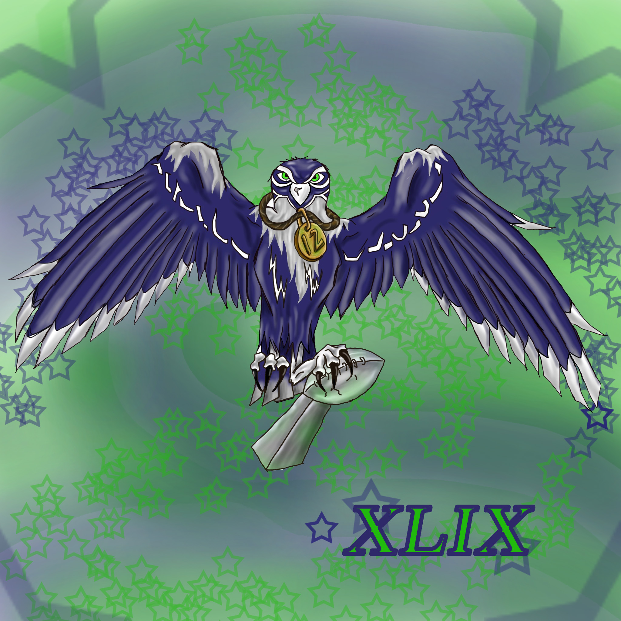 Seahawks XLIX