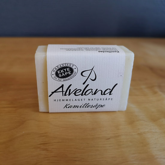 Kamillesåpe   Alveland