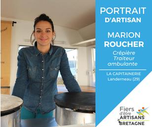Marion ROUCHER – La Capitainerie (Crêpière – Traiteur ambulant)