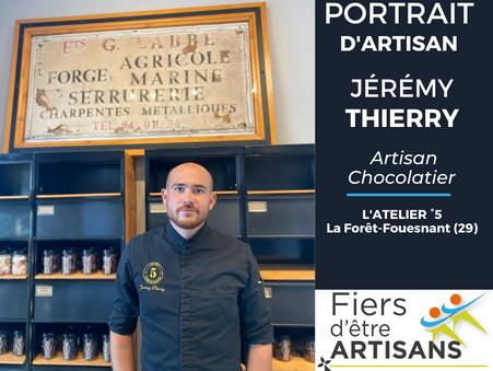 Jérémy THIERRY - L'atelier n° 5 - La Forêt-Fouesnant (29)