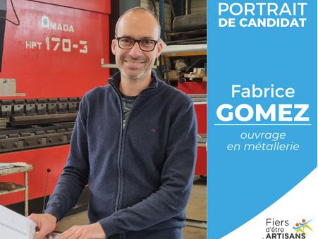Fabrice GOMEZ – MÉTAL RÉALISATION à Taden (22)