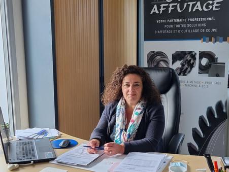 Linda TURMEL - Ouest Affutage à Trégueux (22)