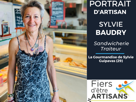 Sylvie BAUDRY - La Gourmandise de Sylvie - Guipavas (29)