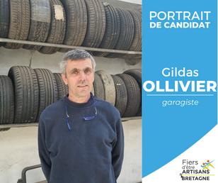 Gildas OLLIVIER - Garage Ollivier à Trébeurden (22)