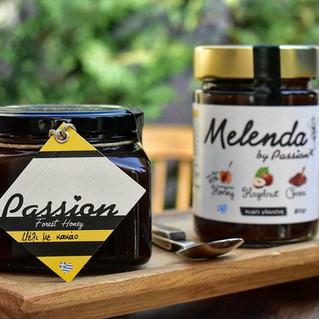 Traditional honey products!
