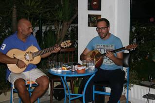 Greek Music Nights at Dionisos Palms