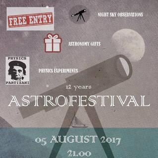 Dionysus Astrofestival