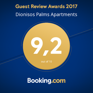 Booking.com-Award for 2017