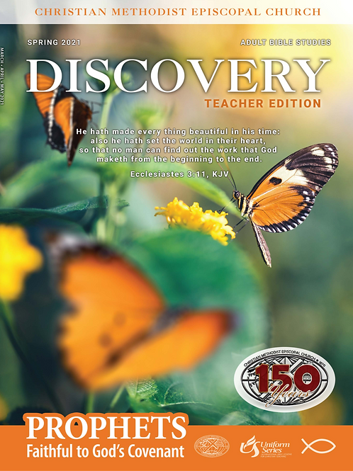 Discovery Adult Student