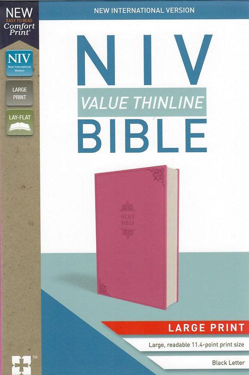 NIV Value Thinline Bible