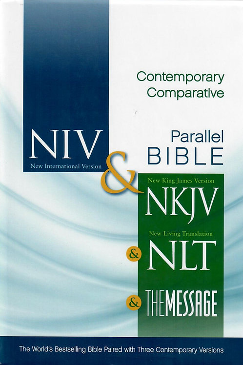 Contemporary Comparative Parallel Bible