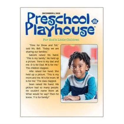 Preschool Playhouse Teacher